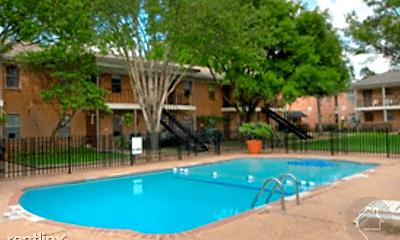Pool, 4225 Mangum Rd, 2