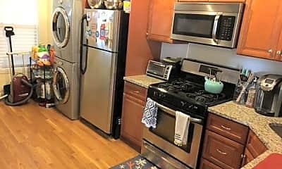 Kitchen, 11 Leverett St, 1