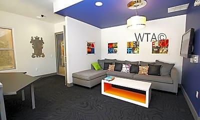 Living Room, 1515 Wickersham Ln, 2
