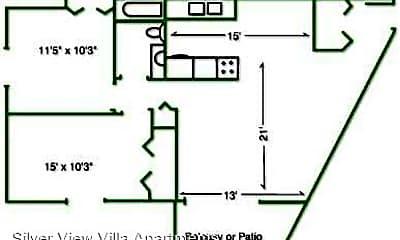 Bathroom, 2311 26th Ave NW, 2