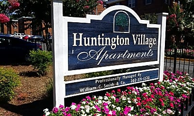 Huntington Village Apartments, 1