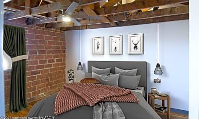 Bedroom, 1000 S Tyler St, 2