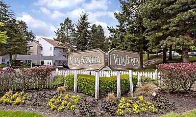 Community Signage, Villa Bonita Apartments, 2