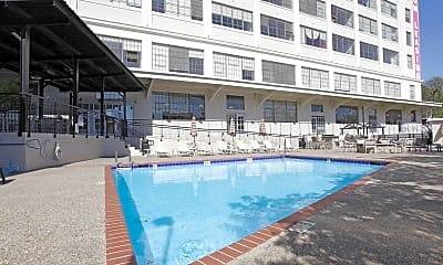 Pool, Winston Factory Lofts, 1