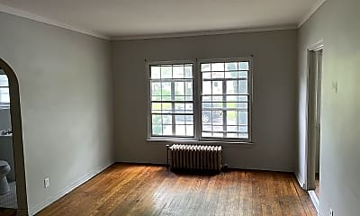 Living Room, 504 3rd St, 1