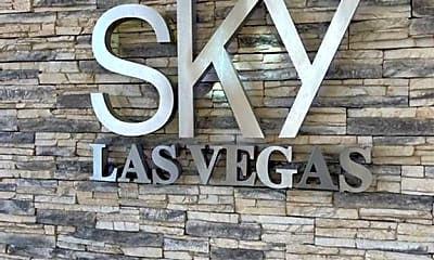 Community Signage, 2700 S Las Vegas Blvd 4002, 1