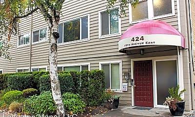 Bedroom, 424 19th Ave E, 2