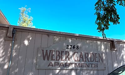 Webber Gardens Apartments, 1