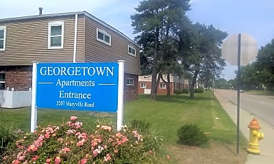 Georgetown Apartment, 0