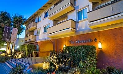 Community Signage, Montecito Vistas, 1
