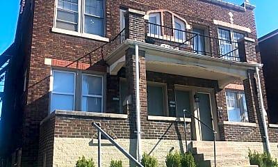 Building, 3923 Keokuk St, 1