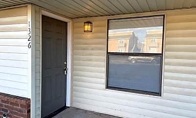 Patio / Deck, 1326 Glen Oaks Ct, 1