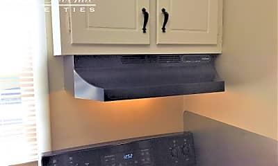 Kitchen, 4605 Coronado Dr. Unit K, 2
