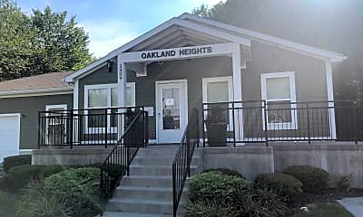 Oakland Heights Apartments, 1
