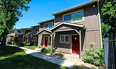 Building, Sixty58 Townhomes, 0