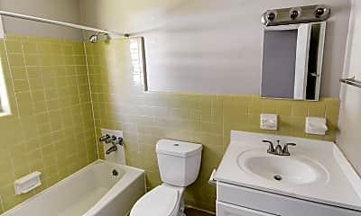 Bathroom, Arcadian Village, 2