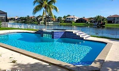 Pool, 18091 SW 22nd St, 2