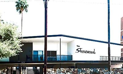 Community Signage, The Shorwood Apartments, 0
