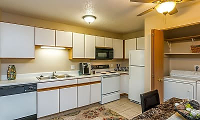 Kitchen, Alps Park Apartments, 0