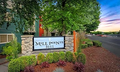 Community Signage, Mill Pointe, 0