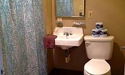 Bathroom, Wesley Apartments-Lake County, 2