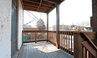 Patio / Deck, 844 S Miller St, 2
