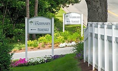 Community Signage, The Fairways, 0