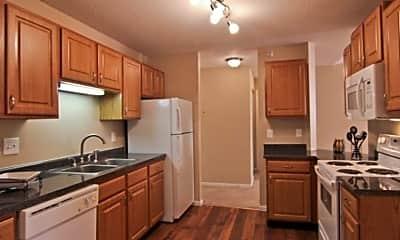Kitchen, Cityscape Apartments, 1