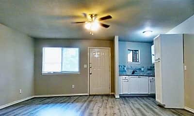 Living Room, 4811 Oakland St, 0