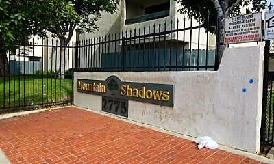 Mountain Shadows, 1