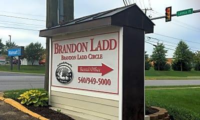 Brandon Ladd, 1