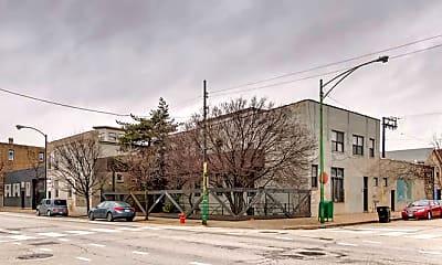 Patio / Deck, 606 W 18th St, 2