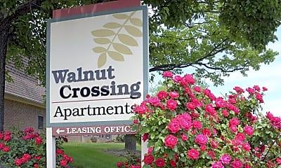Community Signage, Walnut Crossing, 2
