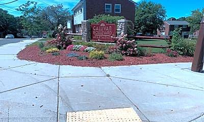 Gallivan Boulevard, 1