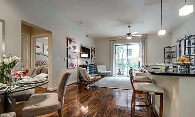 Living Room, 5006 Crawford St, 2