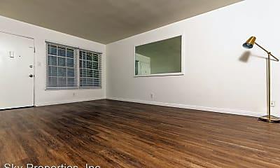 Living Room, 1601 N Normandie Ave, 0
