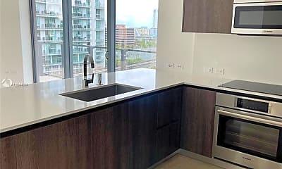 Kitchen, 88 SW 7th St 712, 2
