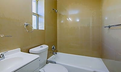 Bathroom, 412 NW 4th Ave 1, 2