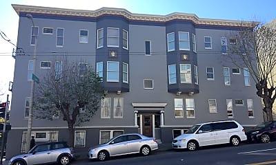Building, 3101 California St, 2