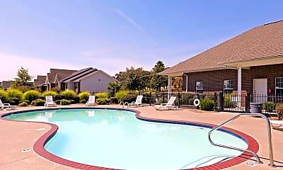 Pool, The Ridge At North Little Rock, 0