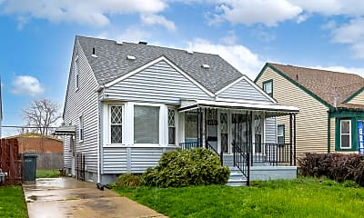 Building, 4171 Hubbard, 0