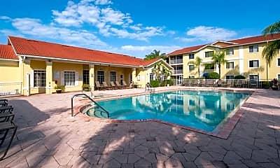 Pool, 8297 Key Royal Ln 331, 2