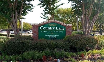 Country Lane Senior Community, 1