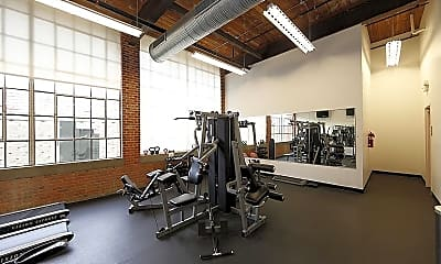 Fitness Weight Room, 807 E Main St 6-137, 2