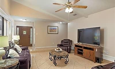 Living Room, 1701 Falcon Ave, 1