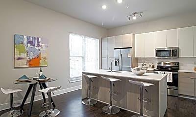 Kitchen, 17 South Apartments, 0