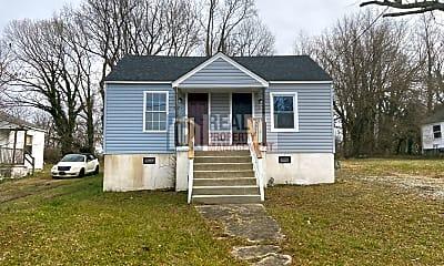 Building, 210 Morgan Pl, 0