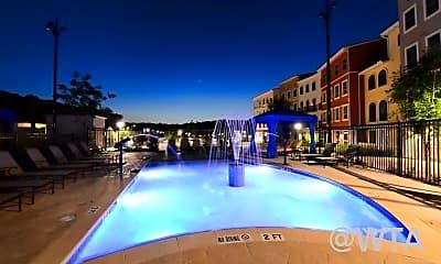 Pool, 17803 La Cantera, 0
