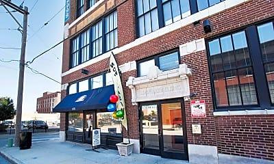 Leasing Office, Locust Street Loft Apartments, 0