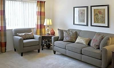 Living Room, Kensington Place, 1